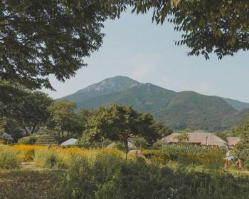 South Korea: Explore Beautiful Acient 700-Year-Old Folk Village