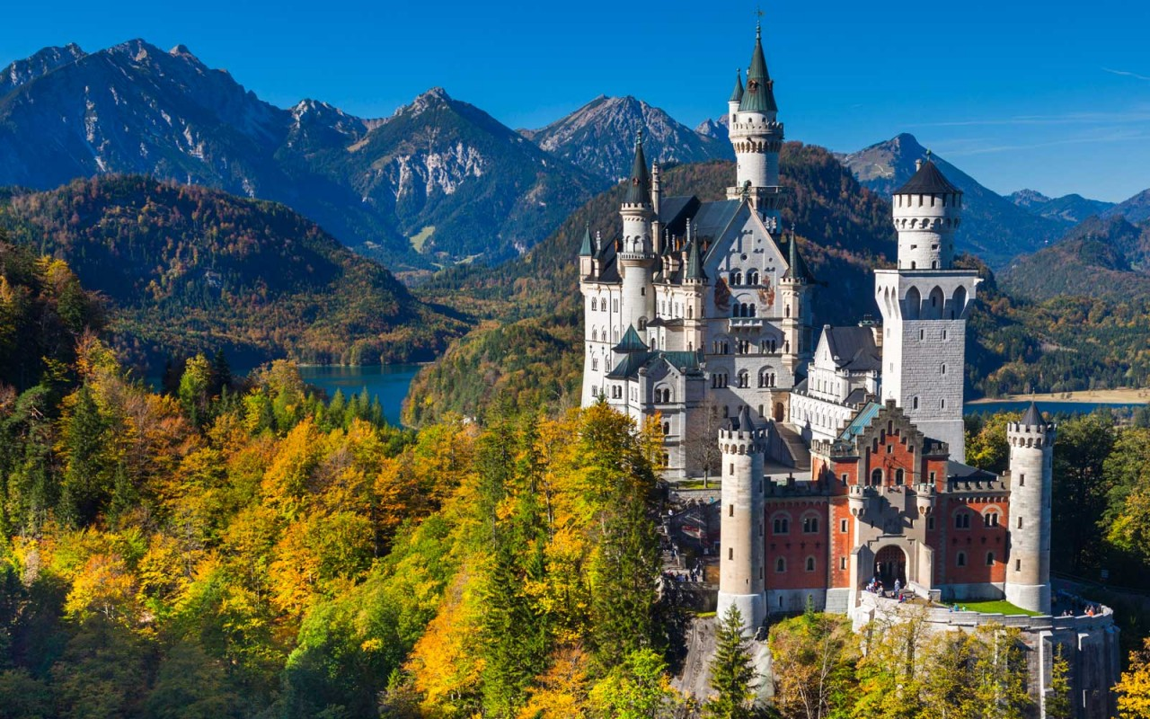 Top 10 Most Beautiful Castles in Germany
