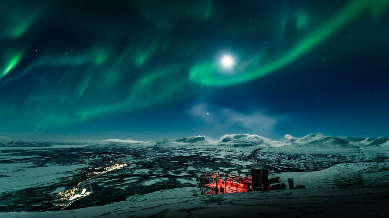 Top 7 Best Places To See The Northern Lights