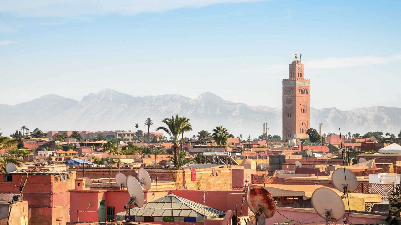 """Visit Marrakech: Brilliant And Stunning """"Red City"""" in Morocco"""