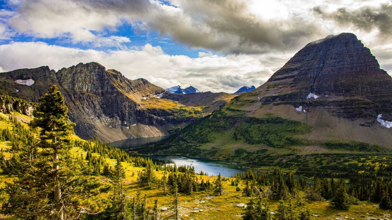 """The Wonderful Nature of Glacier National Park – """"Crown of the Continent"""""""