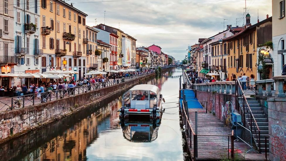Naviglio Grande: The Iconic And  Historic Canal in Milan