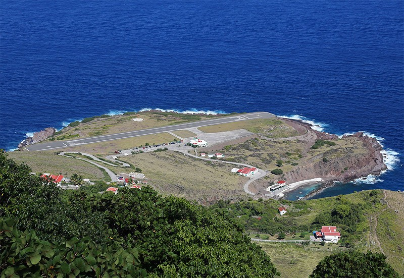 Discover The Scariest Airports In The World