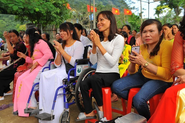 75000 registrations of persons with disabilities recorded