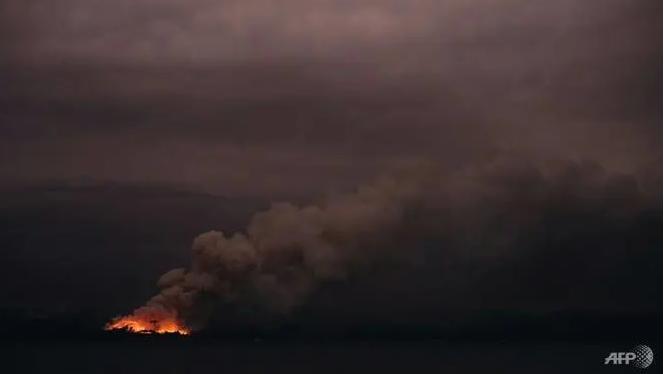 Smoke from Australia bushfires reaches South America