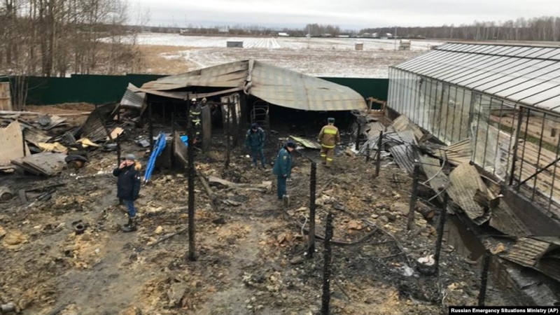 woman injured in moscow farm fire is vietnamese