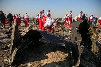 Ukrainian jet was on fire before crash: Iran investigation said