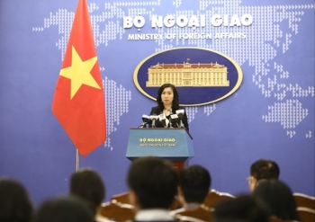 Vietnam pays heed to activities related to Mekong's water resources: spokeswoman