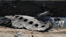 iran denied ukraine airliner hit by missile