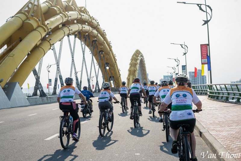 Biking to end vulnerable children's cycle of poverty