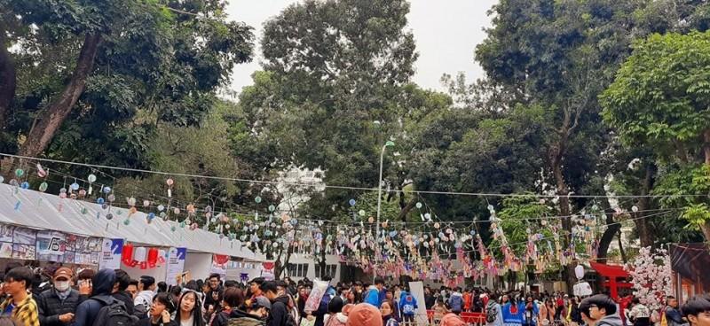 japanese festival oshougatsu 2020 in hanoi