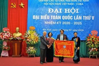 Vietnam - Cuba Friendship Association bolsters bilateral ties