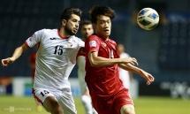 vietnam crash out of afc u23 champs after defeat against dpr korea