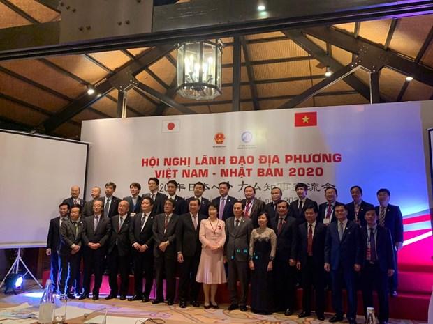 vietnamese japanese local leaders meet in da nang