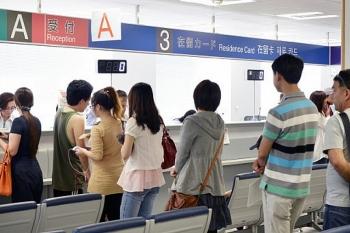 Japan strikes to crack down on visa laws violations by app detecting fake residence cards