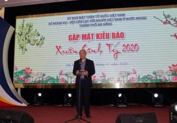 Da Nang welcomes overseas Vietnamese home for Lunar New Year