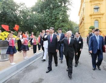 Greetings for 70th anniversary of Vietnam-China diplomatic ties