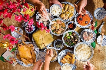 Healthy eating tips during Lunar New Year