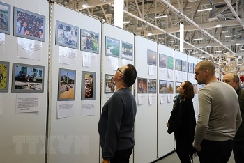 Vietnamese culture introduced in Germany's AFA Augsburg spring fair 2020
