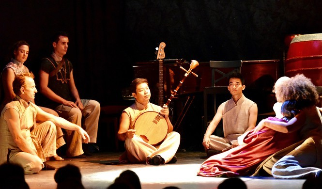 """""""Kieu Story"""" brought to opera stage by Vietnamese, French performers"""