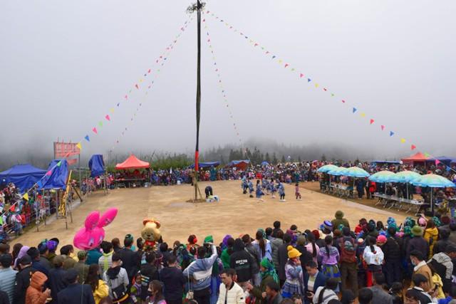 spring festivals joyfully observed across the country