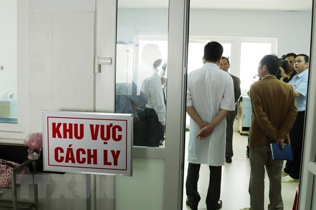 vinh phuc woman tests positive for ncov 10th case in vietnam