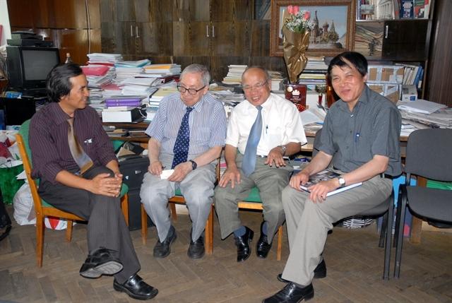 vietnamese alumnus recalls student life in soviet union