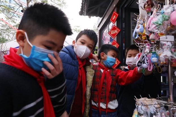 coronavirus spread threat vietnam may halt spring festivals