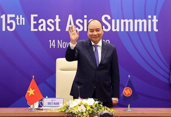 covid 19 joint fight a highlight of vietnams asean chairmanship year