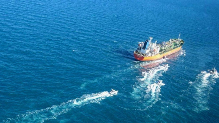 Safety for Vietnamese crew members working on South Korean seized tanker in Persian Gulf