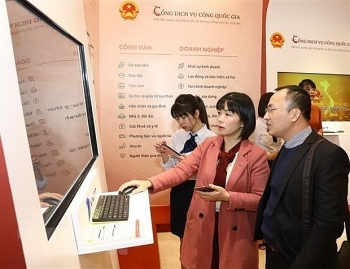 japan shares its experience supporting vietnam in building e government