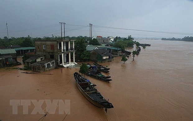 American veterans raise funds for post-flood relief in Vietnam