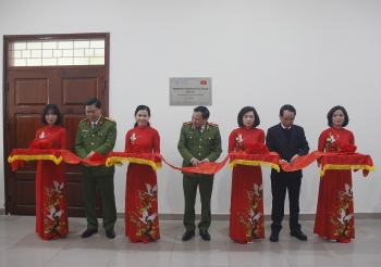 unodc border liaison office opens in quang binh