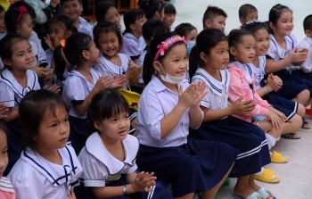 saigonchildren builds another school in hau giang