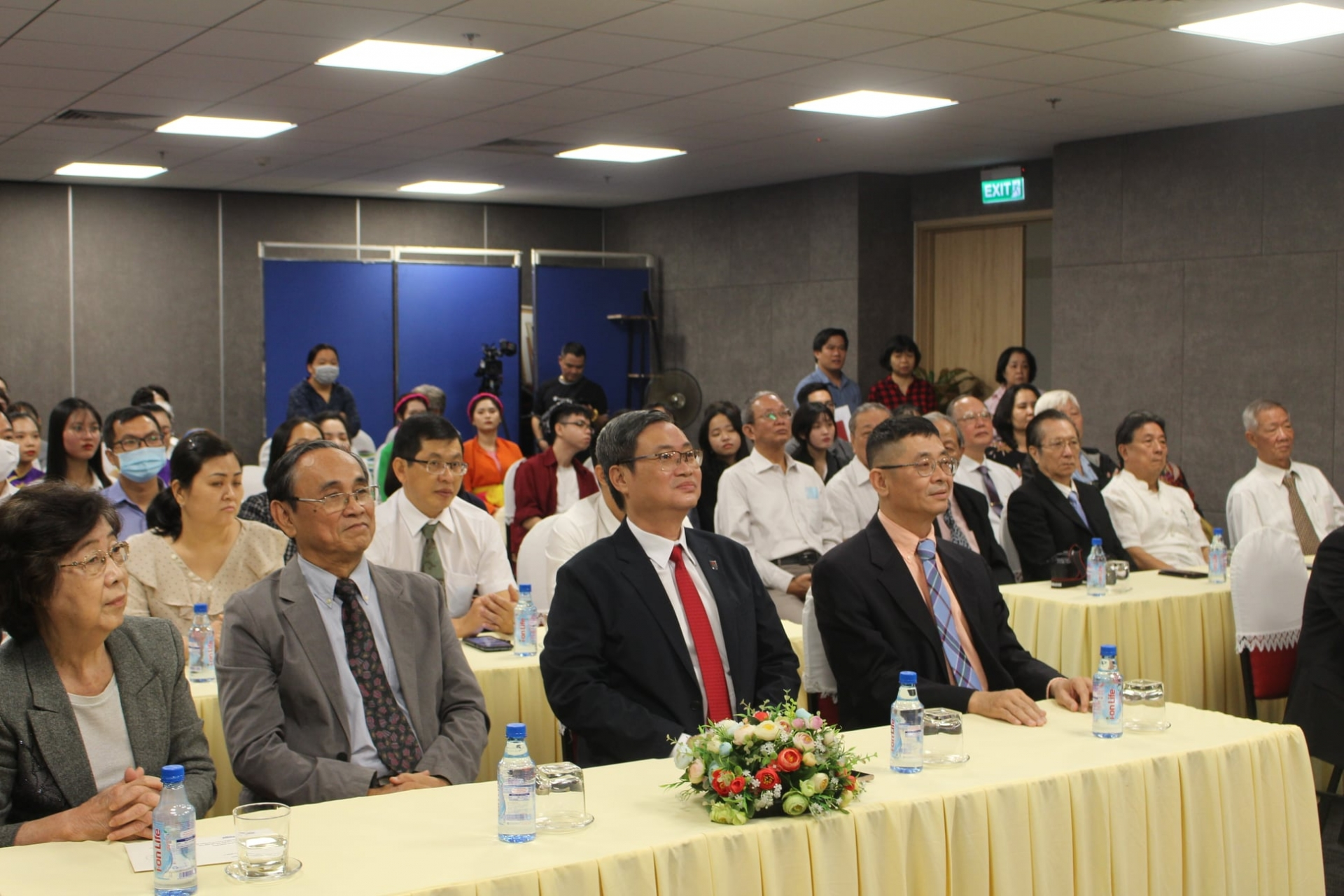 Vietnam China diplomatic ties celebrated in HCM City
