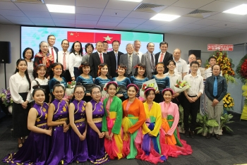 vietnam china diplomatic ties celebrated in ho chi minh city
