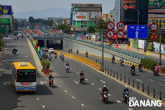 Da Nang leaders meet expats living in the city ahead of Tet