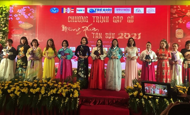 Cultural exchange builds up RoK Vietnam ties ahead of Lunar New Year