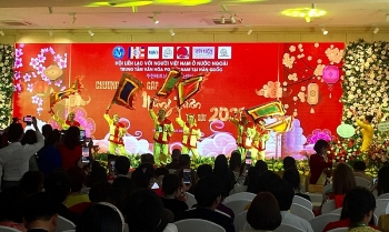 vietnamese from rok gather ahead of lunar new year