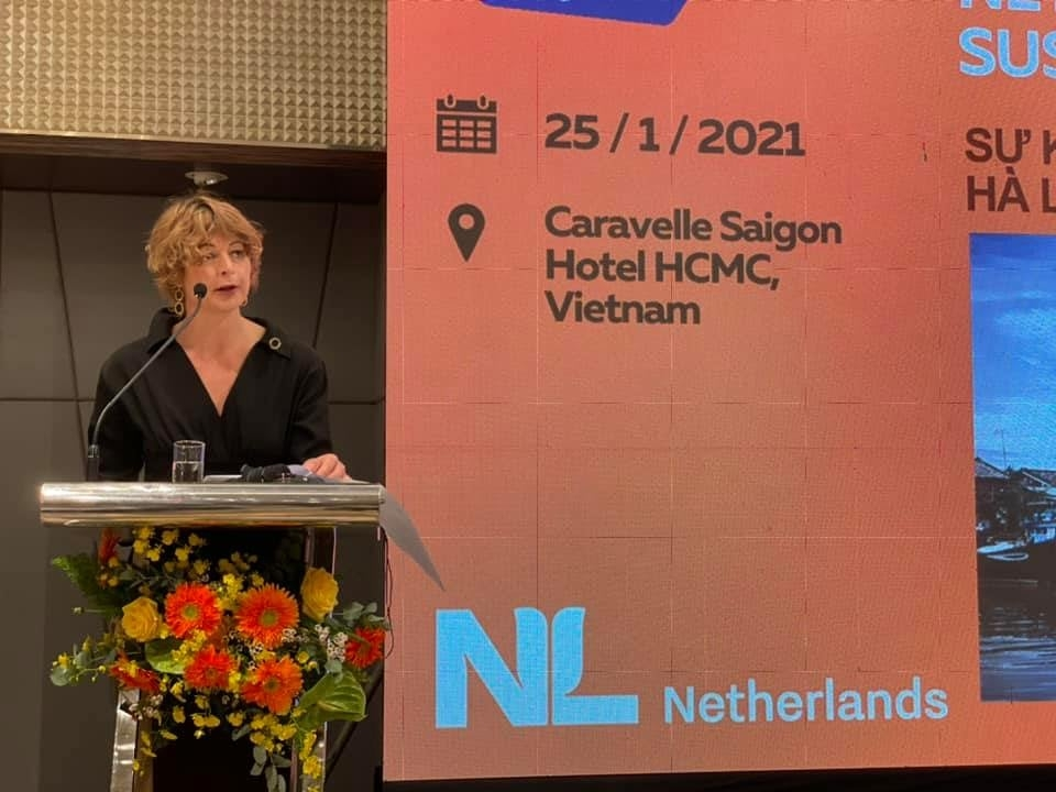 Netherlands – Vietnam Sustainable Business Event for the Mekong Delta