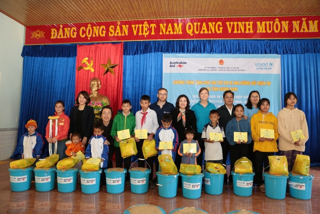 Australia providing Vietnam USD 71,300 for flood relief
