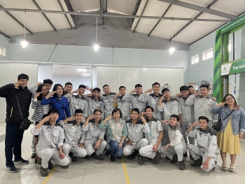 plan international improving quality of vocational training for hanois college