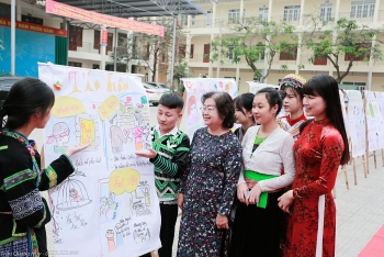 brighter path ethnic girls club pilot a success