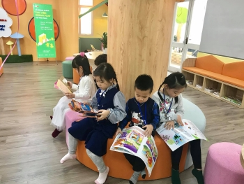 RoK-sponsored Dream Plus Library launched at Hanoi Library