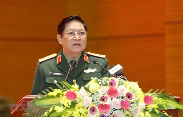 defence minister begins his visit to russia