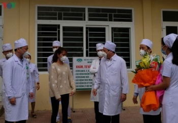 Thanh Hoa: Female nCoV patient discharged from hospital