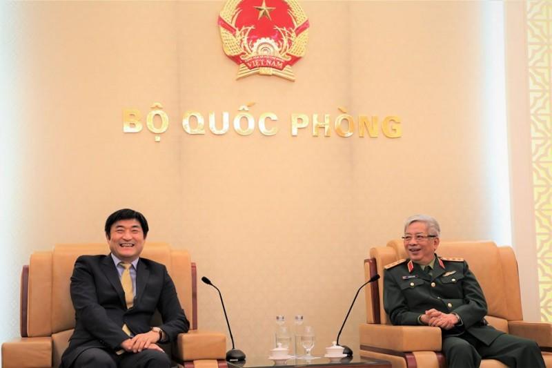 vietnam rok team up in settling postwar consequences