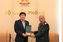 vietnam rok team up in settling postwar consequences
