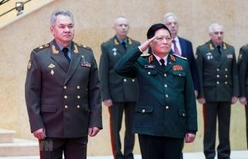 Defence cooperation – pillar of Vietnam-Russia relations