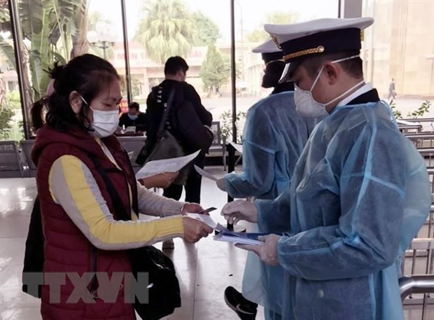 visitors come from or transit in chinas ncov hit areas to be quarantined